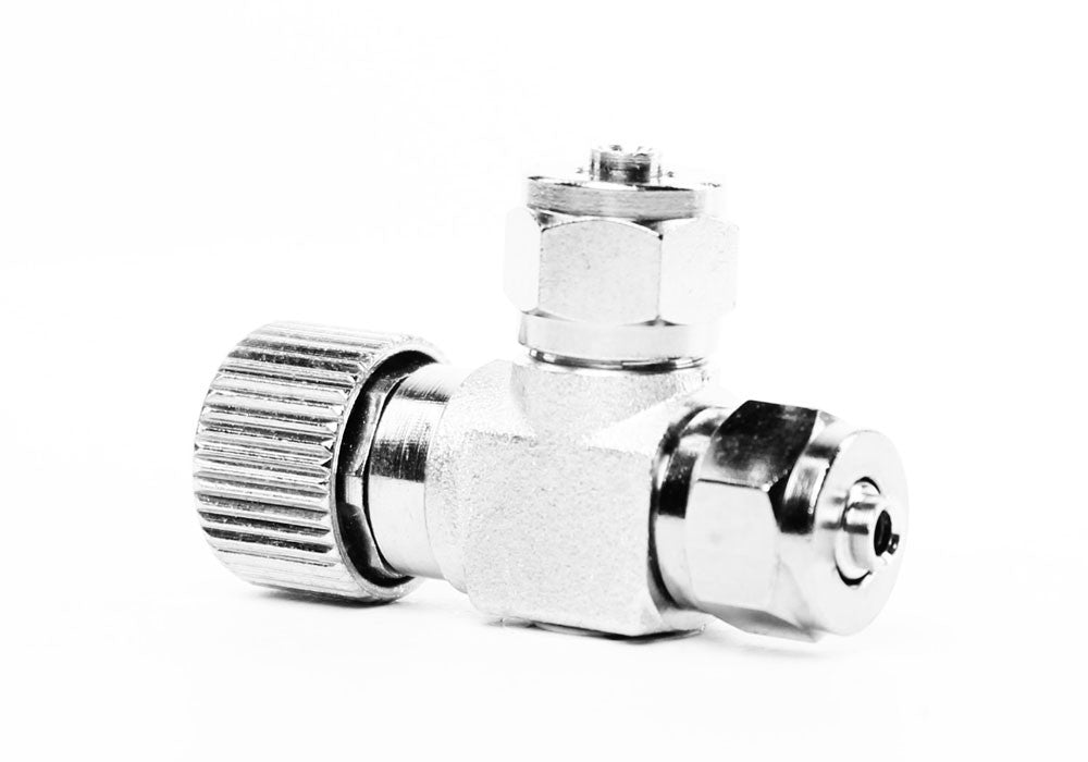 Aquarium Brass CO2 Needle Valve para DIY CO2 System Co2 Difusor Regulator - CO2Art.es | Especialistas en Aquarium CO2 Systems y Aquascape - 16
