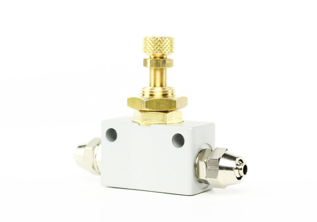 Camozzi Advance CO2 Flow Controller Needle Valve - CO2Art.co.uk | Aquarium CO2 Systems and Aquascape Specialists  - 16