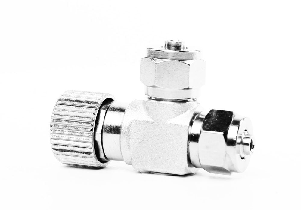 Aquarium Brass CO2 Needle Valve for DIY CO2 System Co2 Diffuser Regulator - CO2Art.co.uk | Aquarium CO2 Systems and Aquascape Specialists  - 17