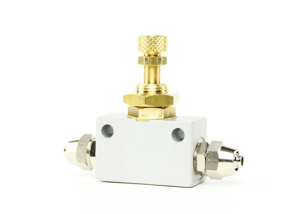 Camozzi Advance CO2 Flow Controller Needle Valve - CO2Art.co.uk | Aquarium CO2 Systems and Aquascape Specialists  - 17