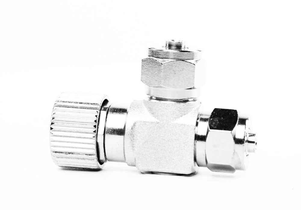 Aquarium Brass CO2 Needle Valve para DIY CO2 System Co2 Difusor Regulator - CO2Art.es | Especialistas en Aquarium CO2 Systems y Aquascape - 18