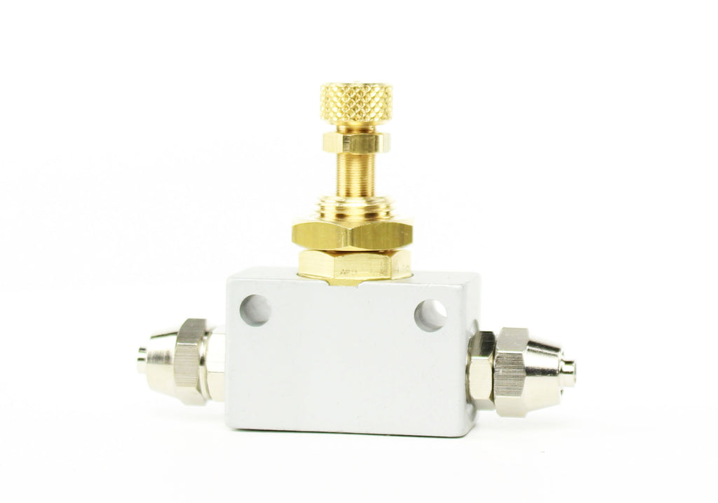 Camozzi Advance CO2 Flow Controller Needle Valve - CO2Art.co.uk | Aquarium CO2 Systems and Aquascape Specialists  - 18
