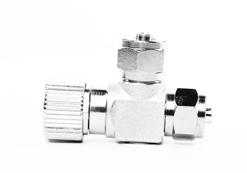 Aquarium Brass CO2 Needle Valve para DIY CO2 System Co2 Difusor Regulator - CO2Art.es | Especialistas en Aquarium CO2 Systems y Aquascape - 19