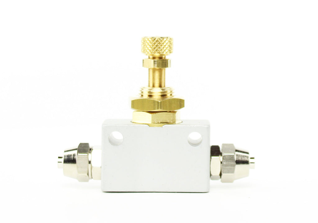 Camozzi Advance CO2 Flow Controller Needle Valve - CO2Art.co.uk | Aquarium CO2 Systems and Aquascape Specialists  - 19