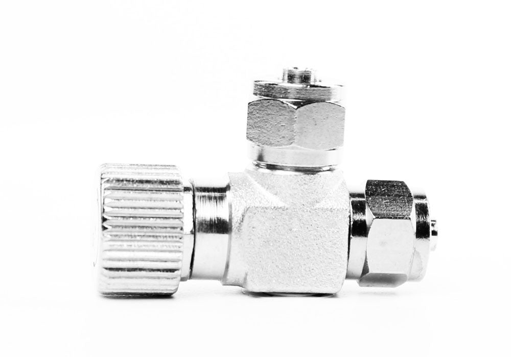Aquarium Brass CO2 Needle Valve for DIY CO2 System Co2 Diffuser Regulator - CO2Art.co.uk | Aquarium CO2 Systems and Aquascape Specialists  - 20