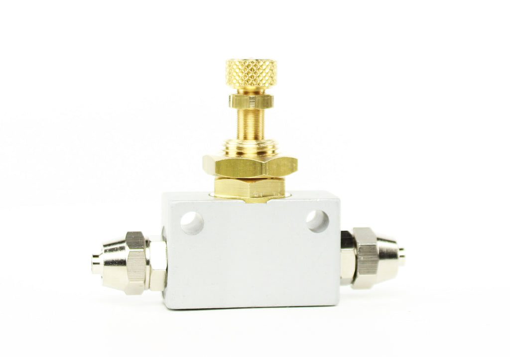 Camozzi Advance CO2 Flow Controller Needle Valve - CO2Art.co.uk | Aquarium CO2 Systems and Aquascape Specialists  - 20