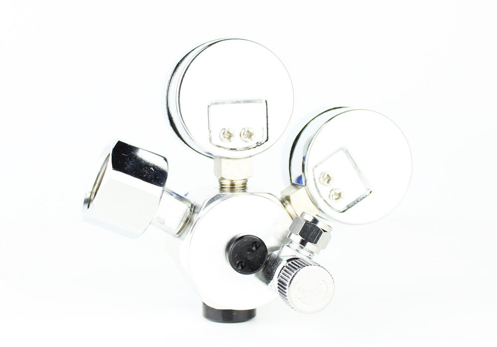 Professioneel Aquarium CO2 Dual Stage Regulator - CO2Art.be | Aquarium CO2-systemen en Aquascape-specialisten - 20