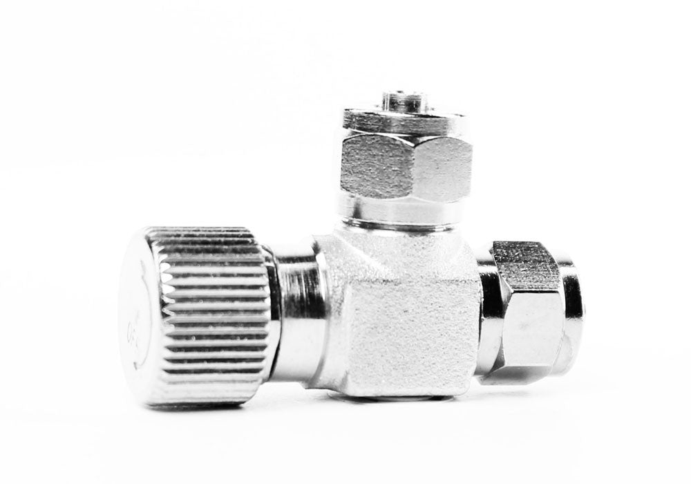 Aquarium Brass CO2 Needle Valve for DIY CO2 System Co2 Diffuser Regulator - CO2Art.co.uk | Aquarium CO2 Systems and Aquascape Specialists  - 21