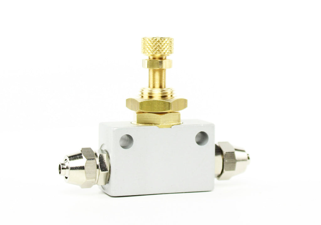 Camozzi Advance CO2 Flow Controller Needle Valve - CO2Art.co.uk | Aquarium CO2 Systems and Aquascape Specialists  - 21