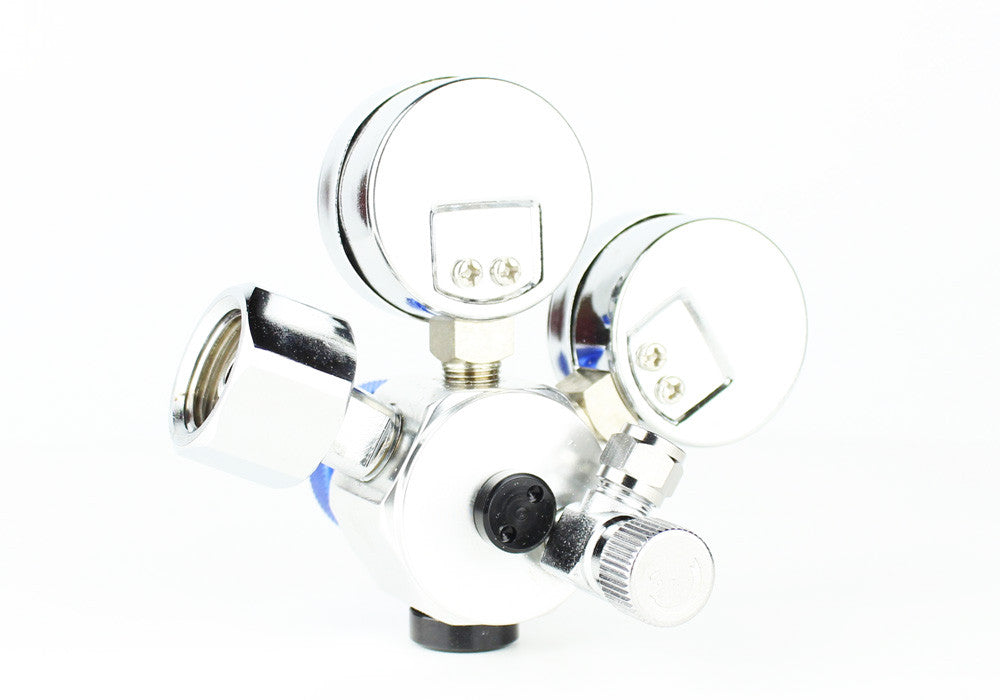Professioneel Aquarium CO2 Dual Stage Regulator - CO2Art.be | Aquarium CO2-systemen en Aquascape-specialisten - 19
