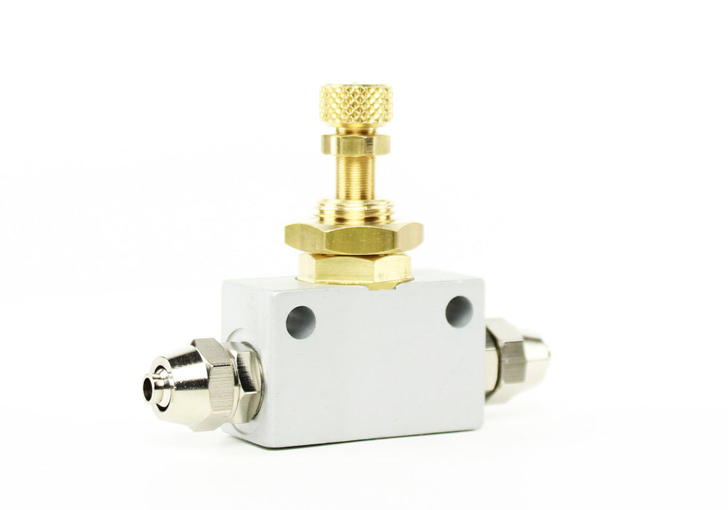 Camozzi Advance CO2 Flow Controller Needle Valve - CO2Art.co.uk | Aquarium CO2 Systems and Aquascape Specialists  - 22