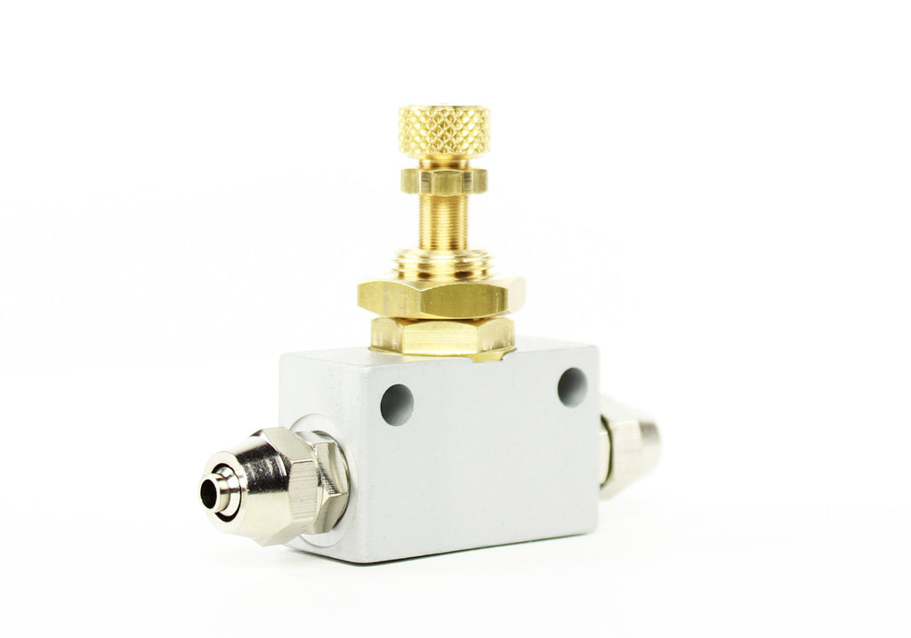 Camozzi Advance CO2 Flow Controller Needle Valve - CO2Art.co.uk | Aquarium CO2 Systems and Aquascape Specialists  - 23