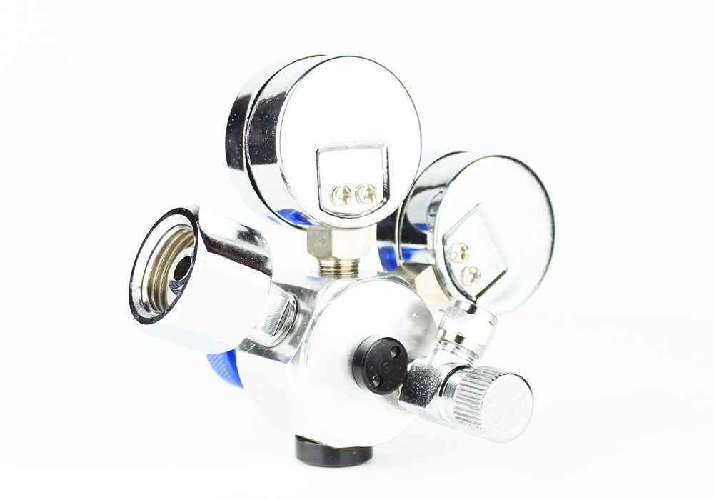 Professional Aquarium CO2 Dual Stage Regulator - CO2Art.co.uk | Aquarium CO2 Systems and Aquascape Specialists  - 21