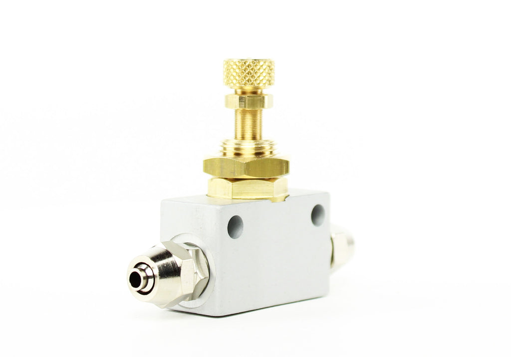 Camozzi Advance CO2 Flow Controller Needle Valve - CO2Art.co.uk | Aquarium CO2 Systems and Aquascape Specialists  - 24
