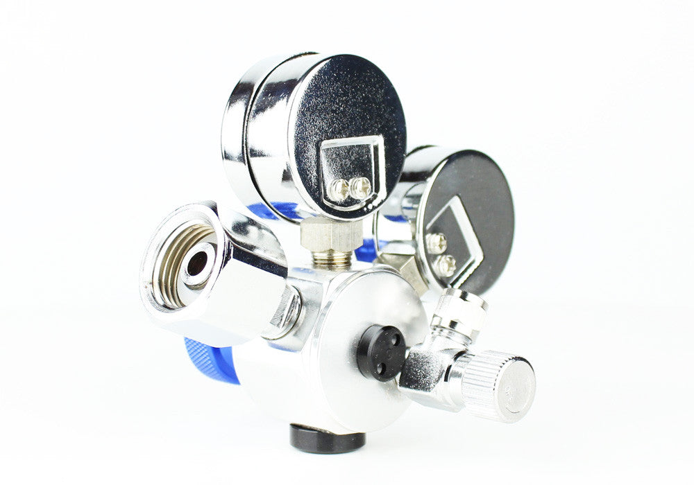 Professioneel Aquarium CO2 Dual Stage Regulator - CO2Art.be | Aquarium CO2-systemen en Aquascape-specialisten - 23