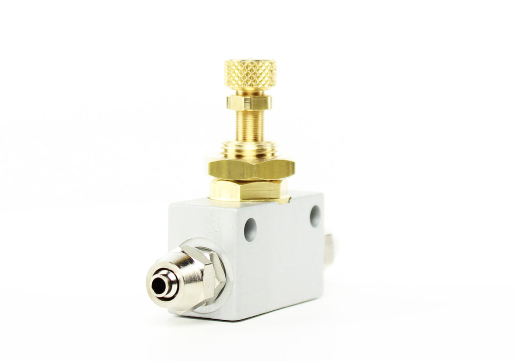 Camozzi Advance CO2 Flow Controller Needle Valve - CO2Art.co.uk | Aquarium CO2 Systems and Aquascape Specialists  - 25