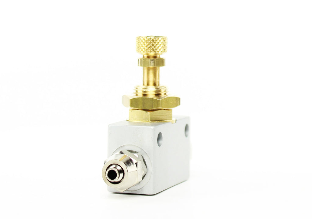 Camozzi Advance CO2 Flow Controller Needle Valve - CO2Art.co.uk | Aquarium CO2 Systems and Aquascape Specialists  - 26