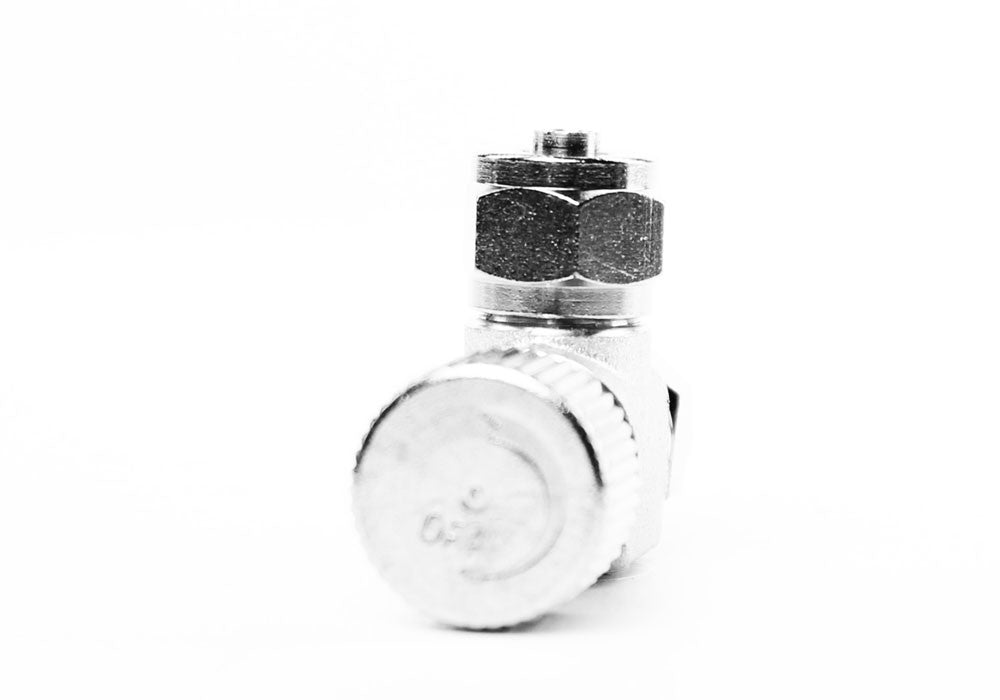 Aquarium Brass CO2 Needle Valve para DIY CO2 System Co2 Difusor Regulator - CO2Art.es | Especialistas en Aquarium CO2 Systems y Aquascape - 27