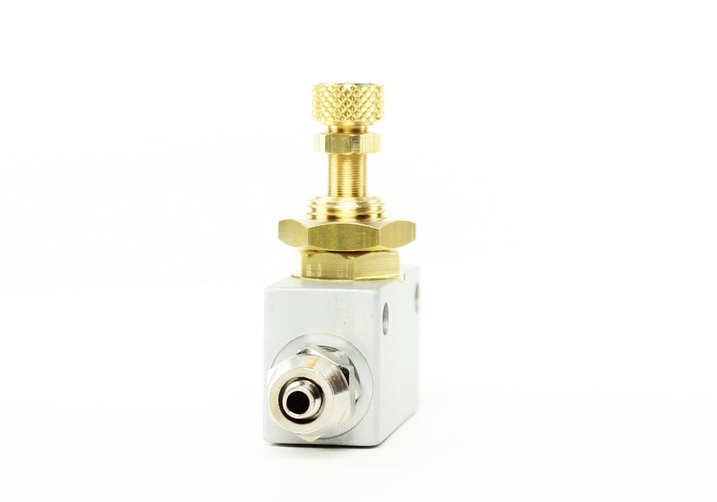 Camozzi Advance CO2 Valve de ac cu regulator de debit - CO2Art.co.uk | Aquarium CO2 Systems și specialiștii Aquascape - 27