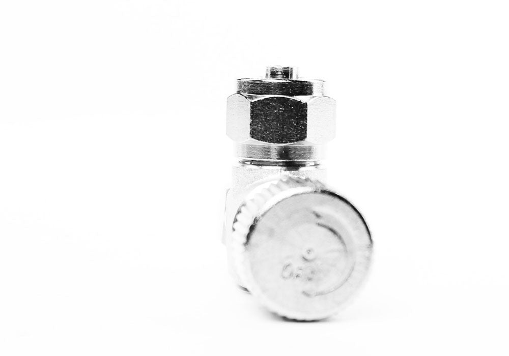 Aquarium Brass CO2 Needle Valve para DIY CO2 System Co2 Difusor Regulator - CO2Art.es | Especialistas en Aquarium CO2 Systems y Aquascape - 29