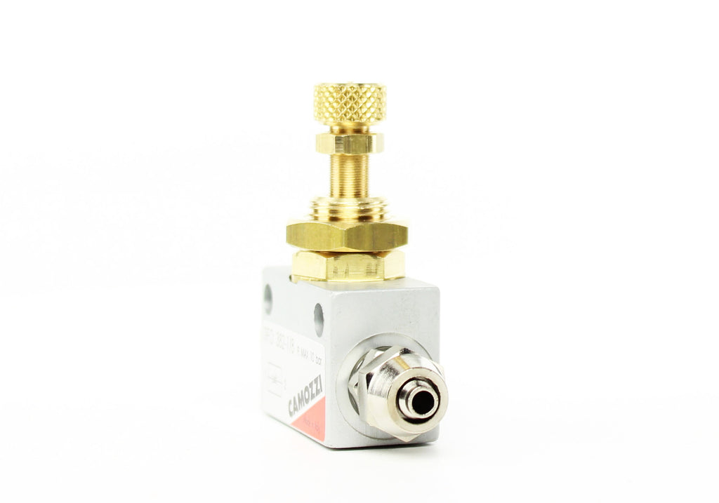 Camozzi Advance CO2 Flow Controller Needle Valve - CO2Art.co.uk | Aquarium CO2 Systems and Aquascape Specialists  - 30