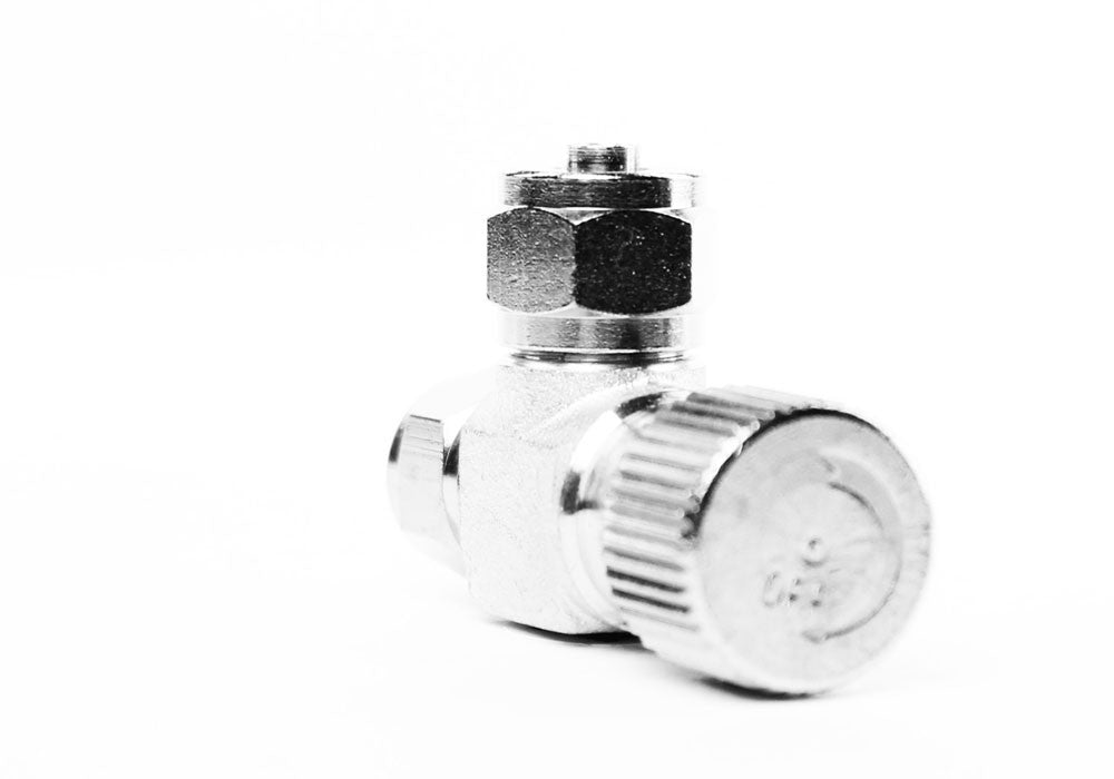 Aquarium Brass CO2 Needle Valve for DIY CO2 System Co2 Diffuser Regulator - CO2Art.co.uk | Aquarium CO2 Systems and Aquascape Specialists  - 31