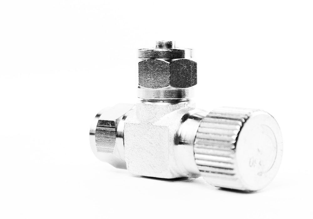 Aquarium Brass CO2 Needle Valve for DIY CO2 System Co2 Diffuser Regulator - CO2Art.co.uk | Aquarium CO2 Systems and Aquascape Specialists  - 33