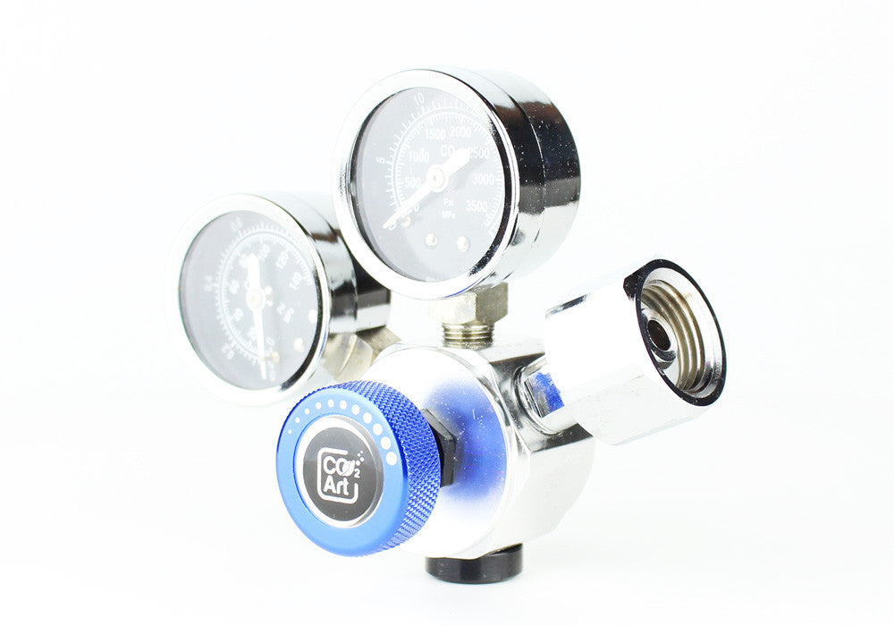 Professional Aquarium CO2 Dual Stage Regulator - CO2Art.co.uk | Aquarium CO2 Systems and Aquascape Specialists  - 34