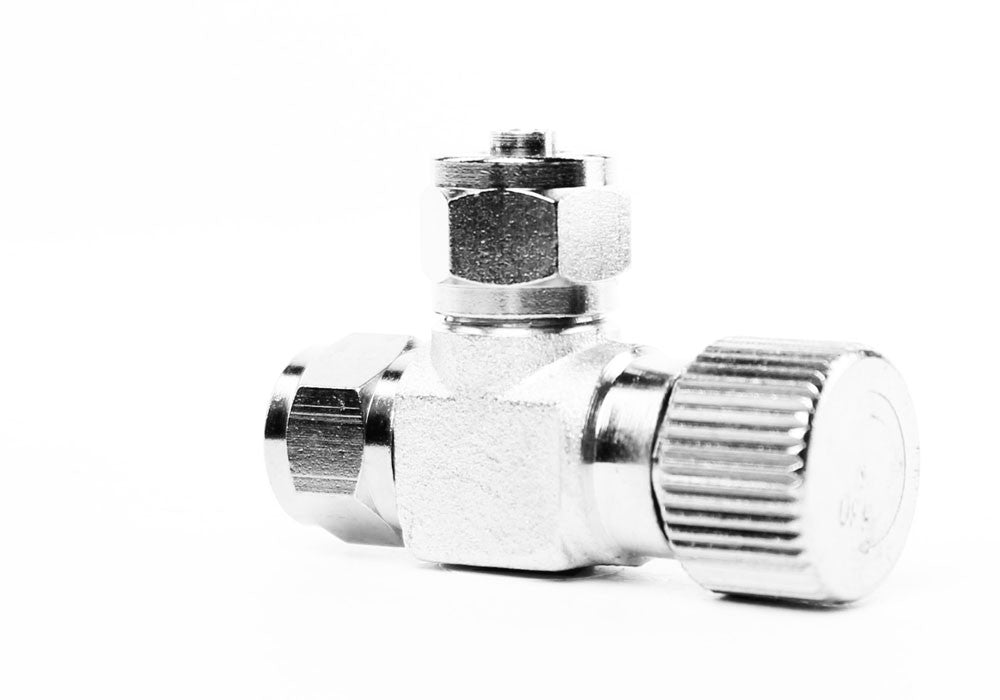 Aquarium Brass CO2 Needle Valve for DIY CO2 System Co2 Diffuser Regulator - CO2Art.co.uk | Aquarium CO2 Systems and Aquascape Specialists  - 34