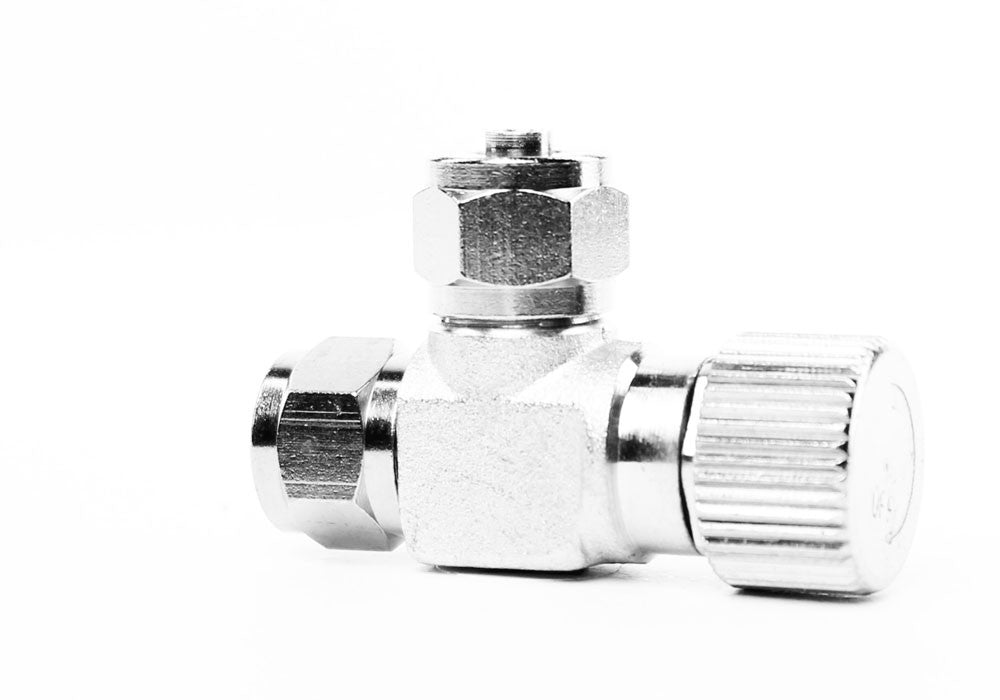 Aquarium Brass CO2 Needle Valve for DIY CO2 System Co2 Diffuser Regulator - CO2Art.co.uk | Aquarium CO2 Systems and Aquascape Specialists  - 35