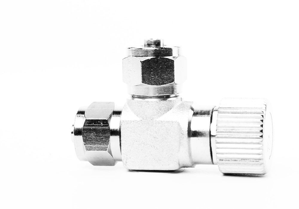 Aquarium Brass CO2 Needle Valve for DIY CO2 System Co2 Diffuser Regulator - CO2Art.co.uk | Aquarium CO2 Systems and Aquascape Specialists  - 36