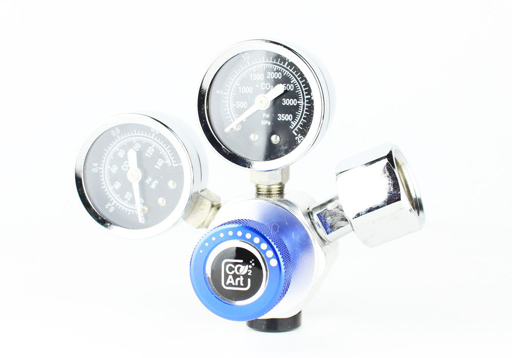 Professioneel Aquarium CO2 Dual Stage Regulator - CO2Art.be | Aquarium CO2-systemen en Aquascape-specialisten - 36