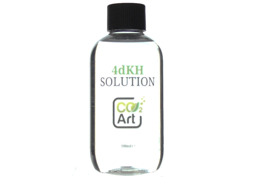 Verificador de gota 4dKH solução 100 ml garrafa - CO2Art.co.uk | Aquarium CO2 Systems e Aquascape Specialists
