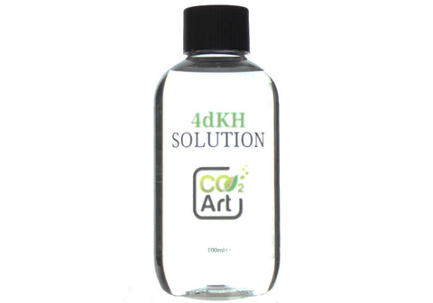Drop Checker 4dKH Solution 100 ml Bottle - CO2Art.co.uk | Aquarium CO2 Systems and Aquascape Specialists