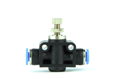 Easy push-in 6mm Aquarium Air Pump / CO2 Speed Control Valve - CO2Art.co.uk | Aquarium CO2 Systems and Aquascape Specialists