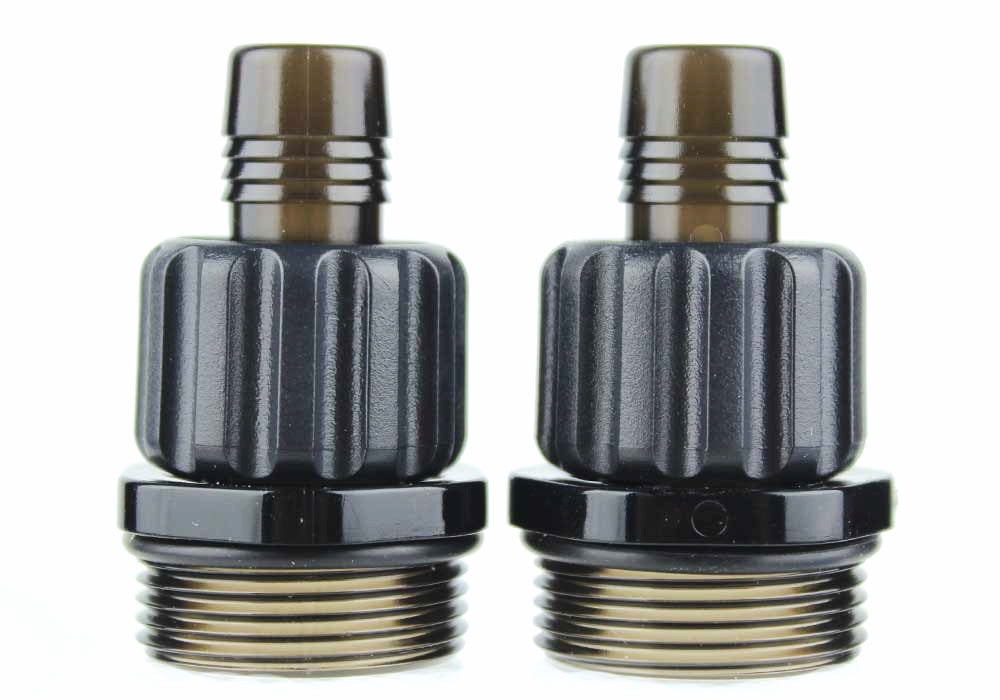 Conector de substituição para UP mais recente Inline CO2 atomizador 12 / 16mm mangueira - CO2Art.co.uk | Aquarium CO2 Systems e Aquascape Specialists