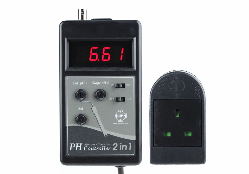 UP pH Controller for Planted Aquarium - CO2Art.co.uk | Aquarium CO2 Systems and Aquascape Specialists