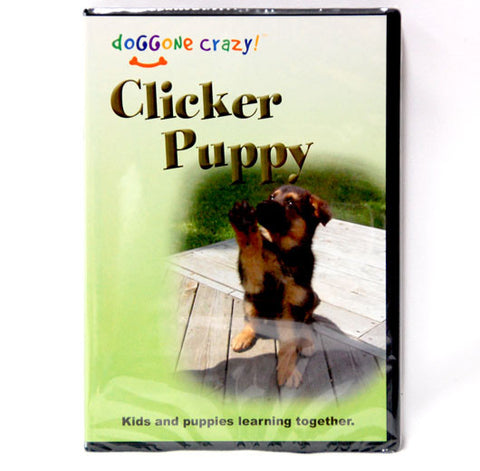 Clicker Puppy DVD