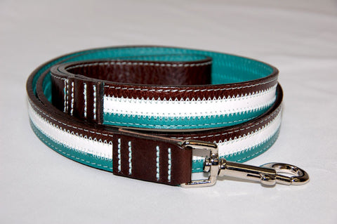 Sassy Stripes leash