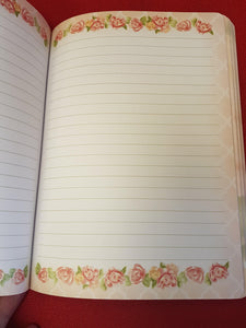 'God is with her, she will not fall' Journal