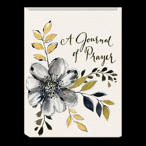 """A Journal of Prayer"" guided journal"