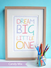Load image into Gallery viewer, 'Dream Big Little One' Print
