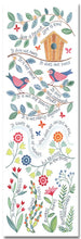 Load image into Gallery viewer, Love is Patient bookmark by Hannah Dunnett