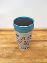 Load image into Gallery viewer, Reusable coffee mug by Hannah Dunnett