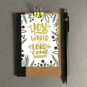 'Joy to the World' - Christmas Mini Cards