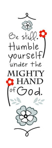 Mighty Hand - Bookmark
