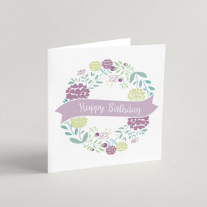 'Happy Birthday' by Preditos - Greeting Card
