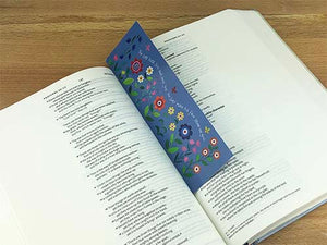 The Lord Bless You bookmark by Hannah Dunnett