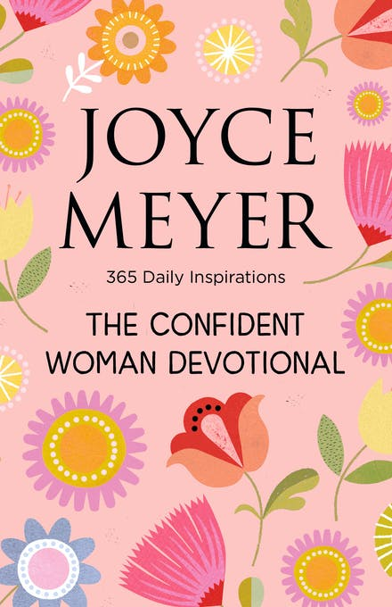 The Confident Woman Devotional - Joyce Meyer