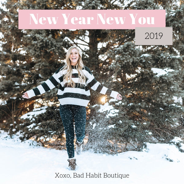 NEW YEAR NEW YOU :: 2019